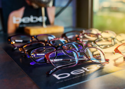 De'Cordova Eyewear - Optometrist Brand Photography